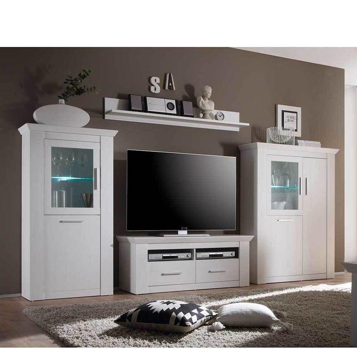 die besten 25+ tv möbel landhausstil ideen auf pinterest | tv wand ... - Skandinavischer Landhausstil Wohnzimmer