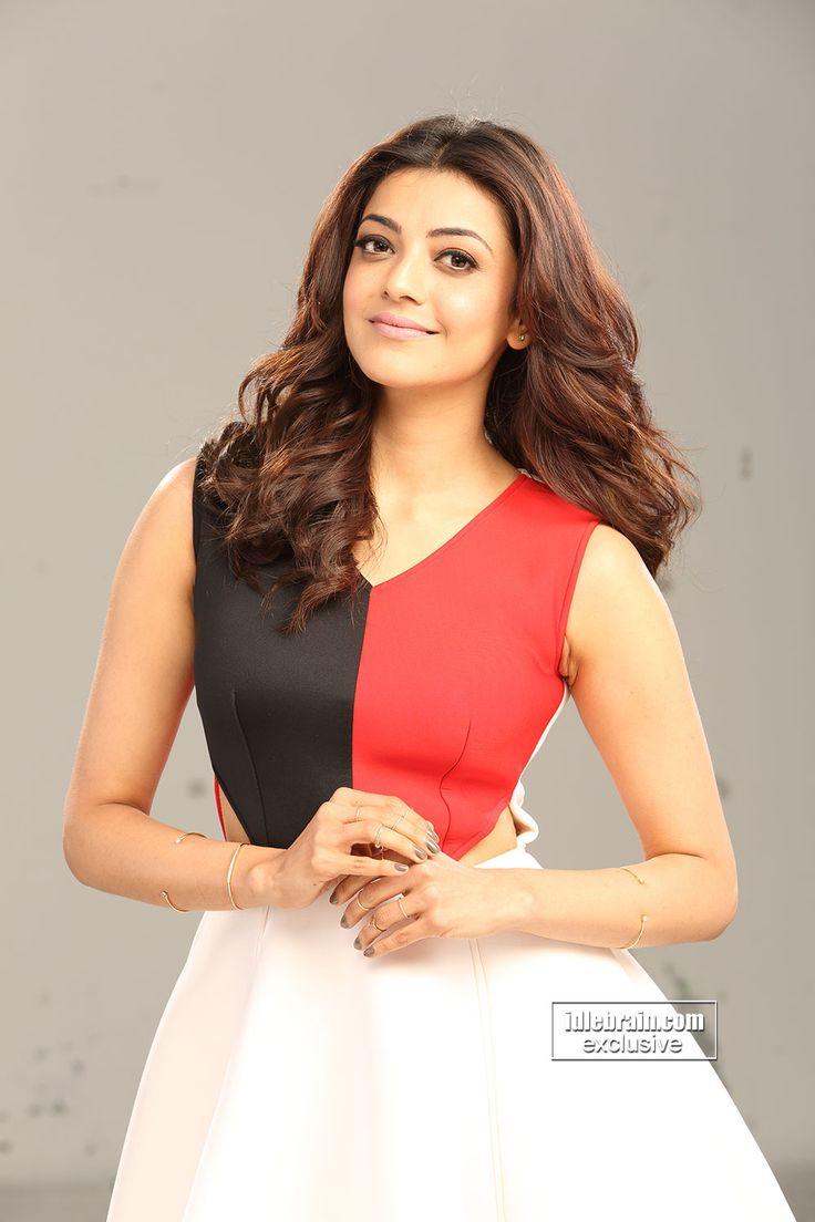 Actress Kajal Agarwal photos http://www.idlebrain.com/news/today/stills-kajalagarwal.html