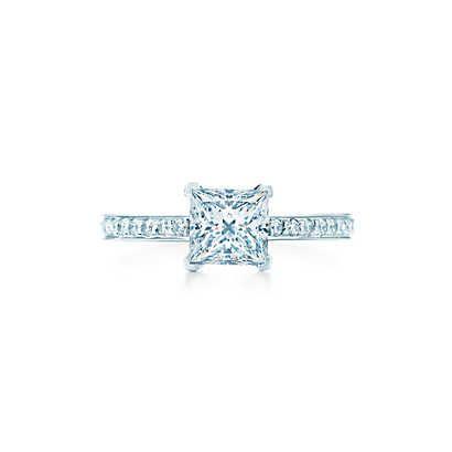 Tiffany Grace™ Engagement Rings | Tiffany & Co.
