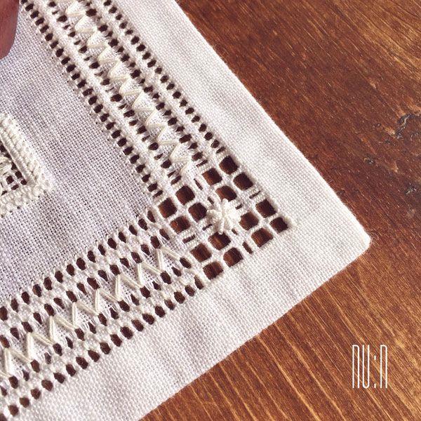 Nu:N +: drawn thread work