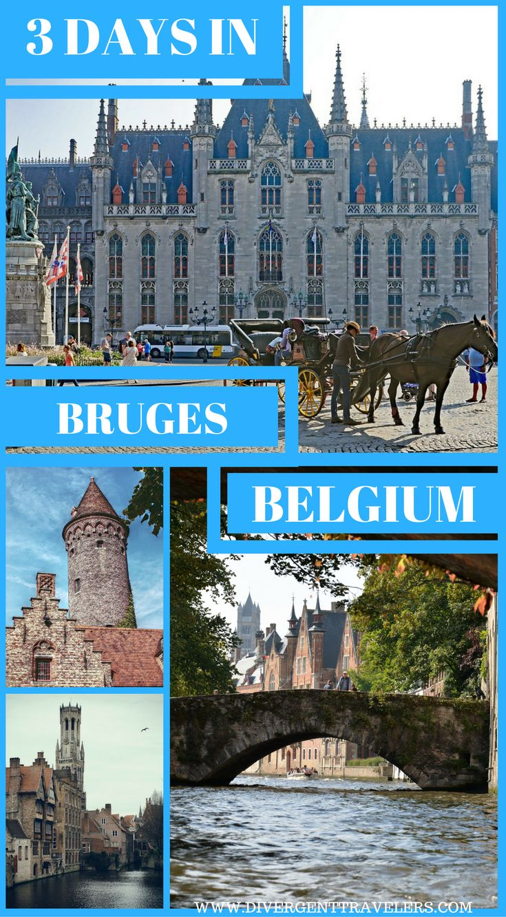 3 Day Bruges City Break Guide – Things to do in Bruges. Use this3 day city guide to plan yourvacation or long weekend itinerary, including the best accommodations, attractions and restaurants. Click to read: 3 Days in Bruges – What to do in Bruges#Bruges#Belgium#Travel#Guide