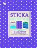 Sticka: steg för steg: [10 enkla projekt, över 200 tekniker och stickmönster] / Vikki Haffenden & Frederica Patmore   #handarbete #stickning #faktabocker