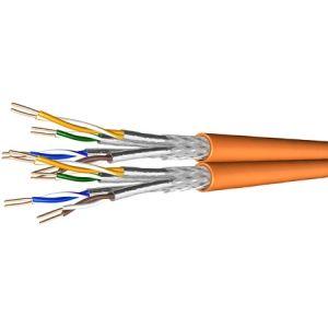 CAT7 Kabel für die sichere Datenübertragung 21.01.2016 Netzwerkkabel zur Installation zur Verwendung von CAT6A Datendosen  CAT7 Kabel für die sichere Datenübertragung