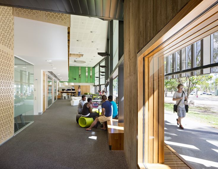 Gallery Of James Cook University Wilson Architects North