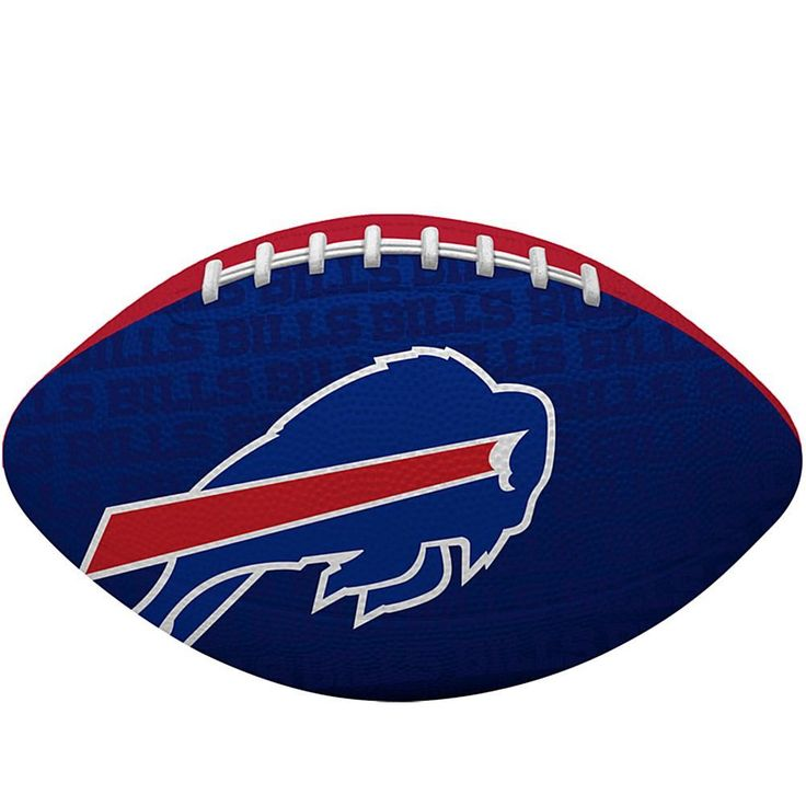 Officially Licensed NFL Pee Wee Football by Rawlings - Bills