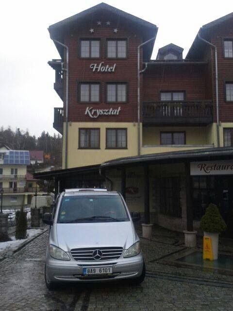 Hotel  Kryształ - Szklarska Poręba