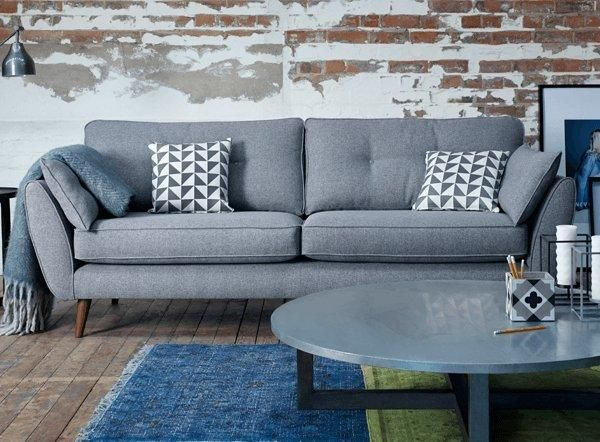 DFS French Connection sofa
