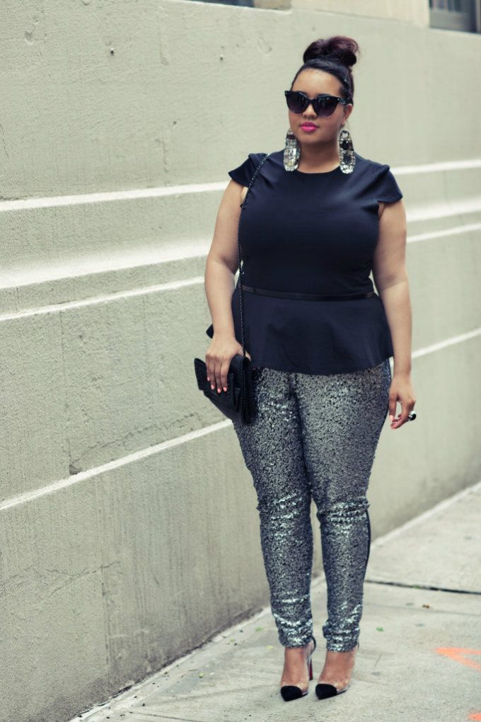 GabiFresh: a plus size girls' fashion blogger. I love her style, her look on life and her confidence.