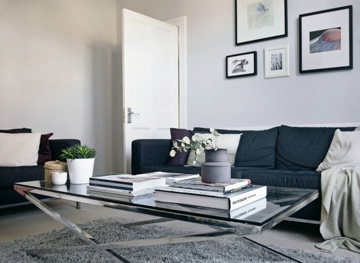 We asked Abi from interiors blog These Four Walls to share her favourite corner of her home with us!