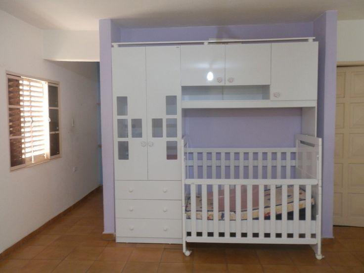 Guarda Roupa Bebe ~ guarda roupa de bebe com berco embutido 1 jpg (1200 u00d7900) Sweet Home Pinterest