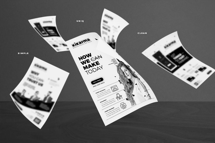 Marketing Flyer Promotions on Behance