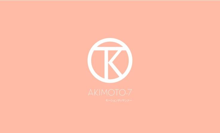 """""""AKIMOTO-7"""" Identity"""