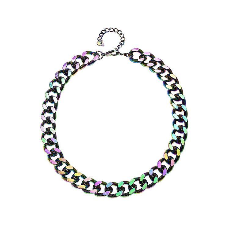 diva collection of petroleum #Necklaces #Fashion #trend #Accessories #chain #purple #silver #petrolium #bright #beauty #shop #autumn #winter #woman #fashionwoman  #blue #NEW #party #accessoriseforenenig