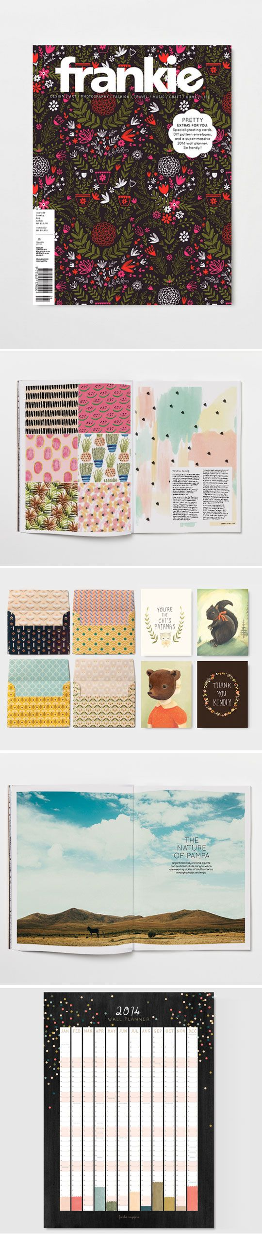 frankie #57 by frankie press  |  Pipit Zakka Store