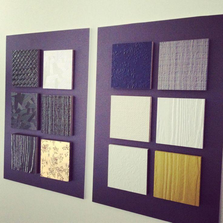 Texture panels folder display. Info@voicetec.it