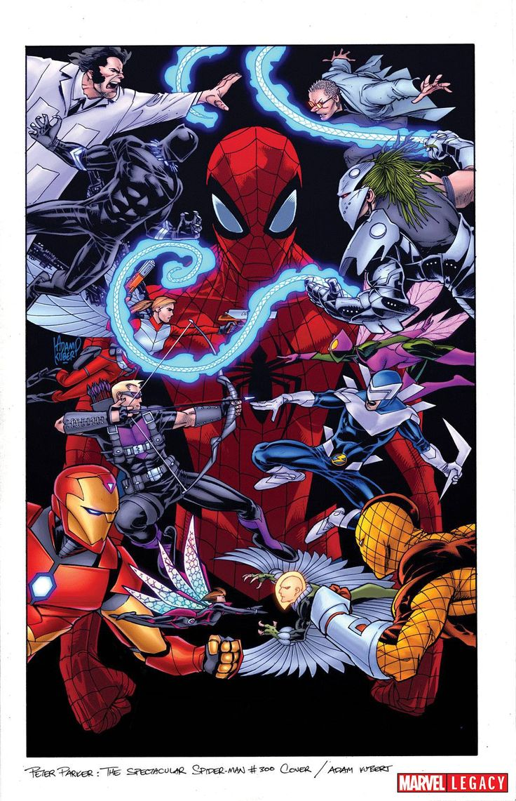 How much is Peter Parker Spectacular Spider-man #300 (Kubert Variant Leg) worth? Find the graded and raw value of this comic book in our online comics price guide.