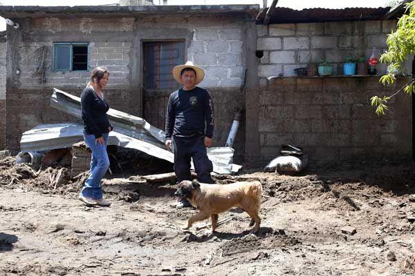 Innecesario cerco sanitario en Santa Catarina Los Reyes: IMSS