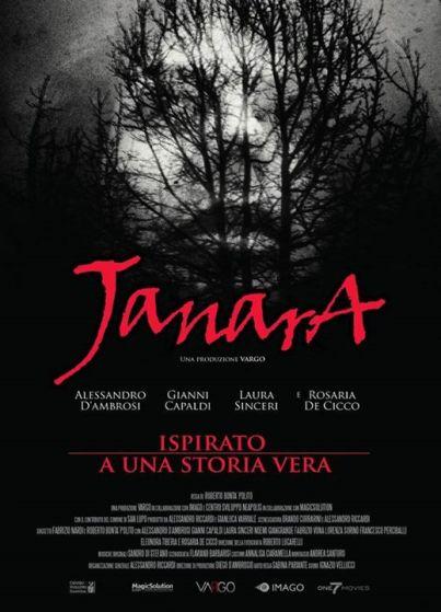 Janara (film, horror) diretto da Roberto Bontà Polito  ... al #cinema ... #film #trailer