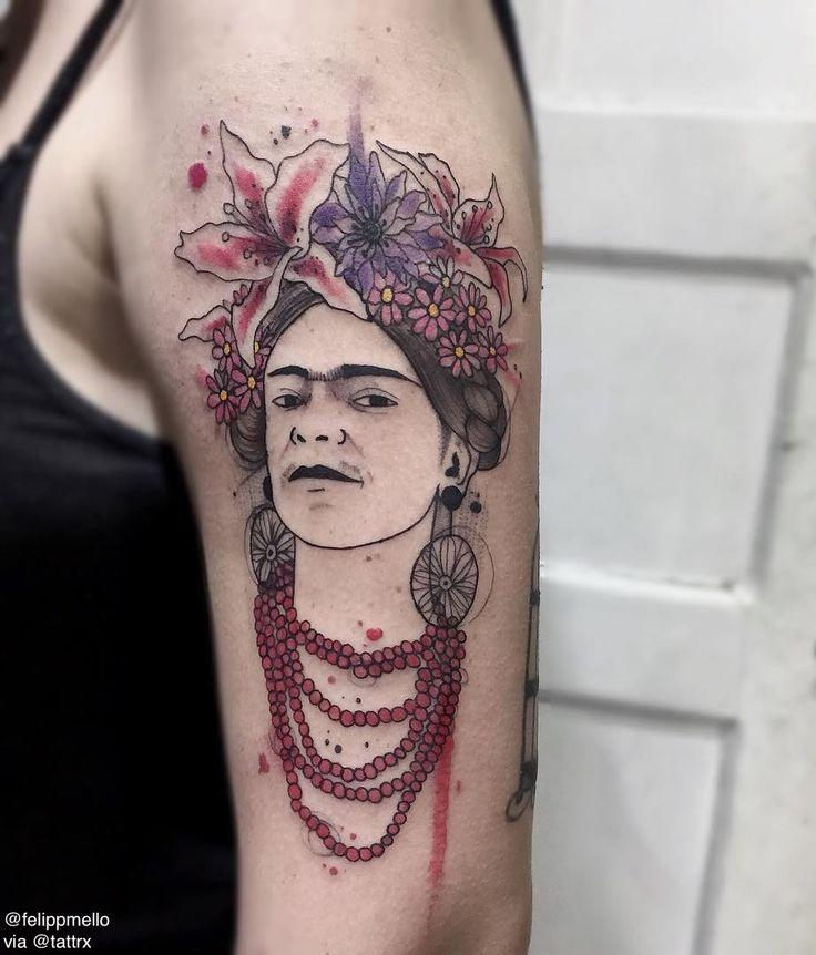 Felipe Mello   Rio de Janeiro Brazil Frida Kahlo felipemelloart@gmail.com