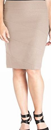 Rekucci Womens ``Ease In To Comfort`` Office to Casual Midi Pencil Skirt (X-Large,Oatmeal) Revive your look with our shape-defining pencil skirt. Chic and classic. Our pull-on style offers a comfortable waistband and flat -front style thatll slim your silhouet (Barcode EAN = 0719239527027) http://www.comparestoreprices.co.uk/december-2016-week-1/rekucci-womens-ease-in-to-comfort-office-to-casual-midi-pencil-skirt-x-large-oatmeal-.asp
