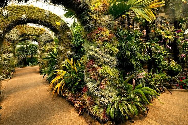 Daniel Stowe botanical gardens, North Carolina