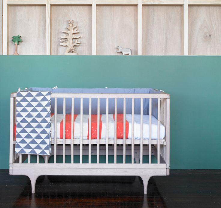 Bedding / Kalon Caravan Cot / Nature Baby