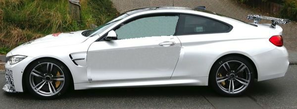 2016 BMW M4 GTS Price