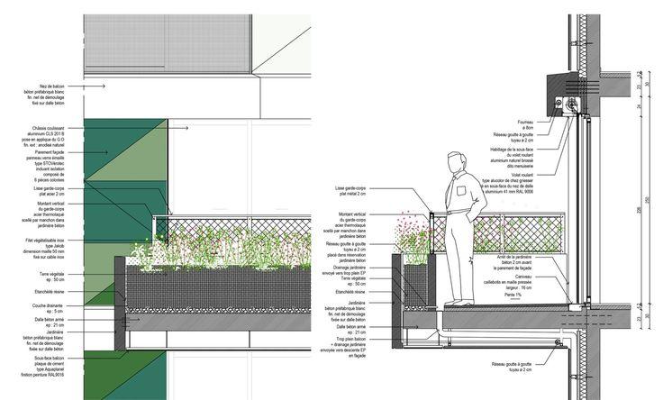 Gallery of 'UNIK' Apartments / Beckmann-N'thepe Architectes - 38