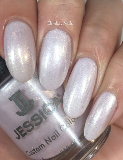 ehmkay nails: Jessica Cosmetics Polished in Pastels Collection, Swatches and Review