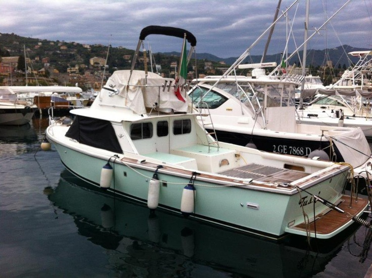 Bertrams abound in santa margherita ligure italy check for Luxury fishing boats