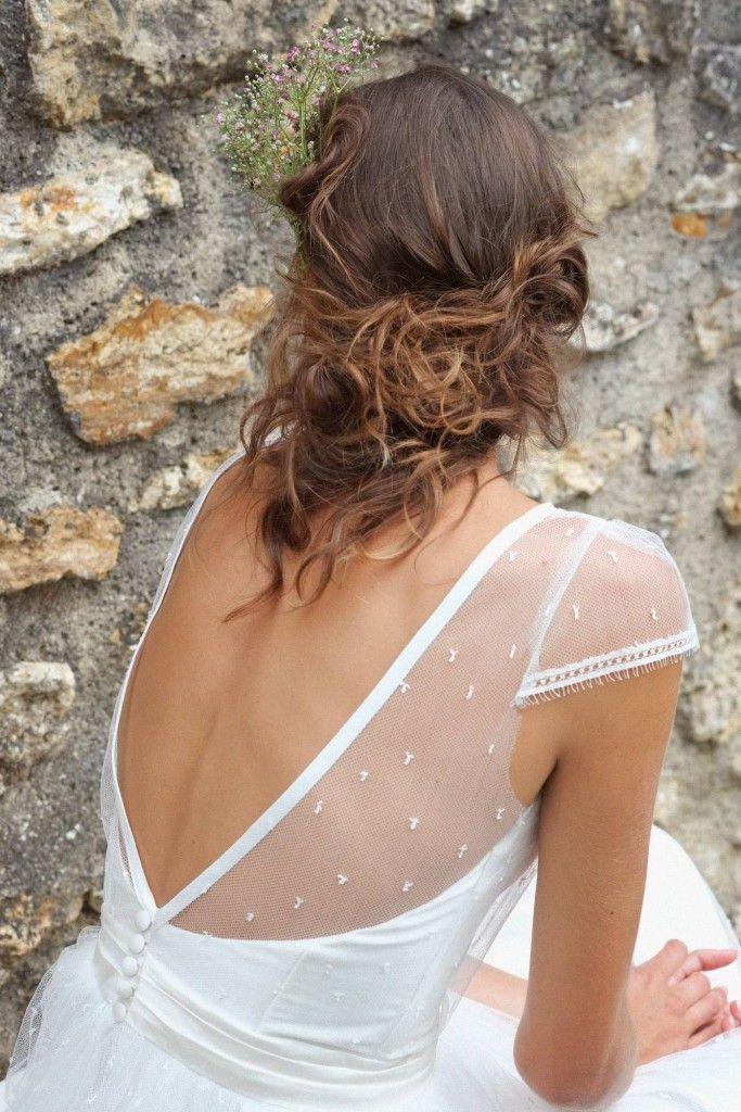 Adeline Bauwin Créatrice de robe de Mariée sur mesure