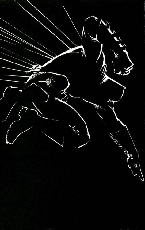 The Dark Knight Returns by Frank Miller