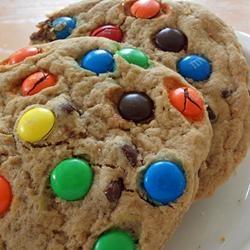 robbi s m amp m cookies recipe