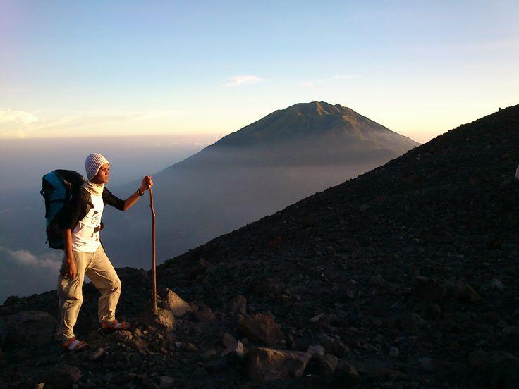 Mt. Merapi