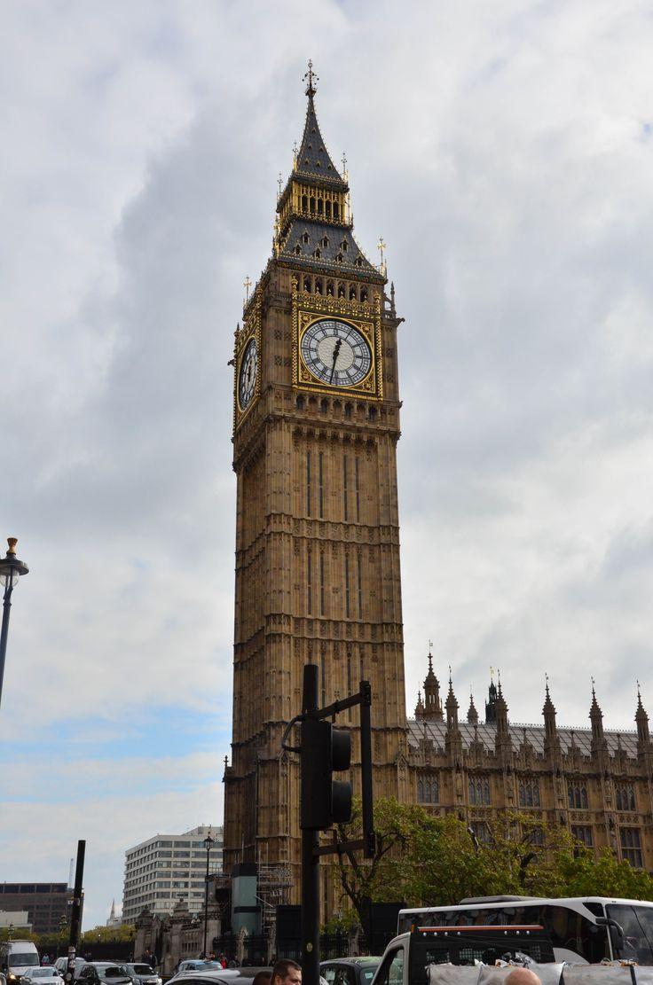 "Clock tower ""Big Ben"" - London [England trip]"