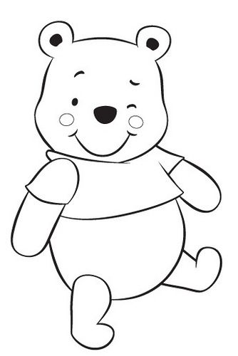 Pooh | Flickr - Photo Sharing! pattern idea