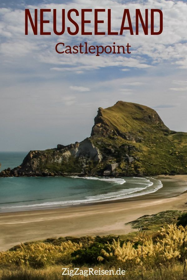 Castlepoint Neuseeland Lagune Leuchtturm Reisetipps Fotos Neuseeland Reiseroute Reisetipps Neuseeland