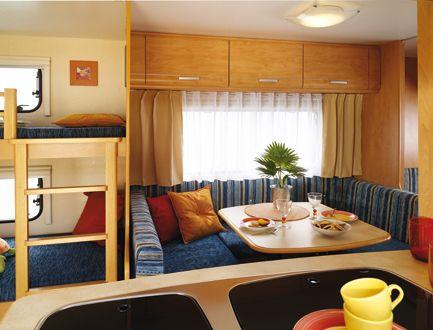 camping car interior camping car pinterest camping