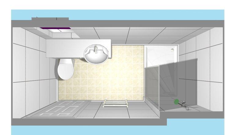 Bathroom En Suite Plans: 59 Best Compact Ensuite Images On Pinterest