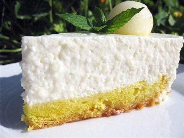 Дынный торт