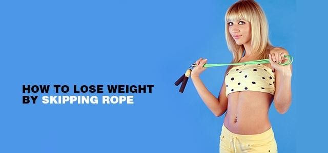 How to Lose Weight by Skipping Rope. Get fit, stay fit and lose weight all in the comfort of your own home with a skipping rope.