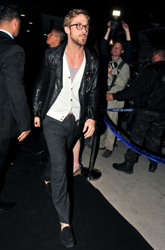 Ryan Gosling Photos Photos - 64th Cannes Film Festival parties at night. - Cannes Festivities