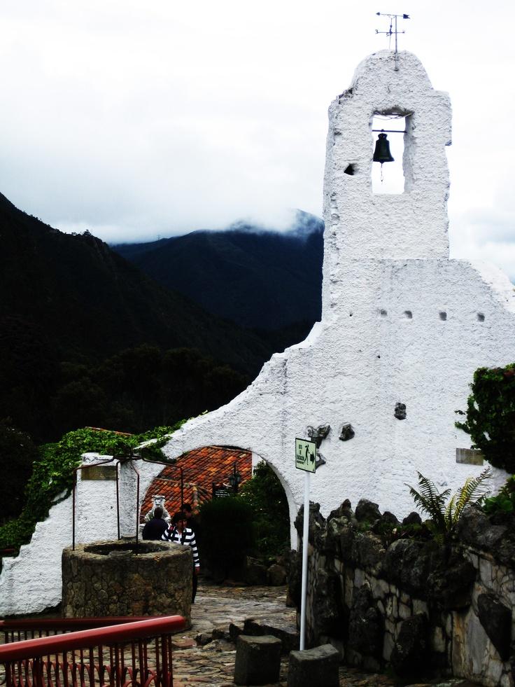 Pretty ....Bogota, Colombia. Monserrate