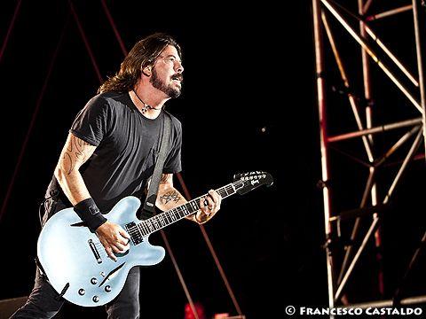 Si può fare: Foo Fighters, concerto 'prenotato' anche in Cornovaglia
