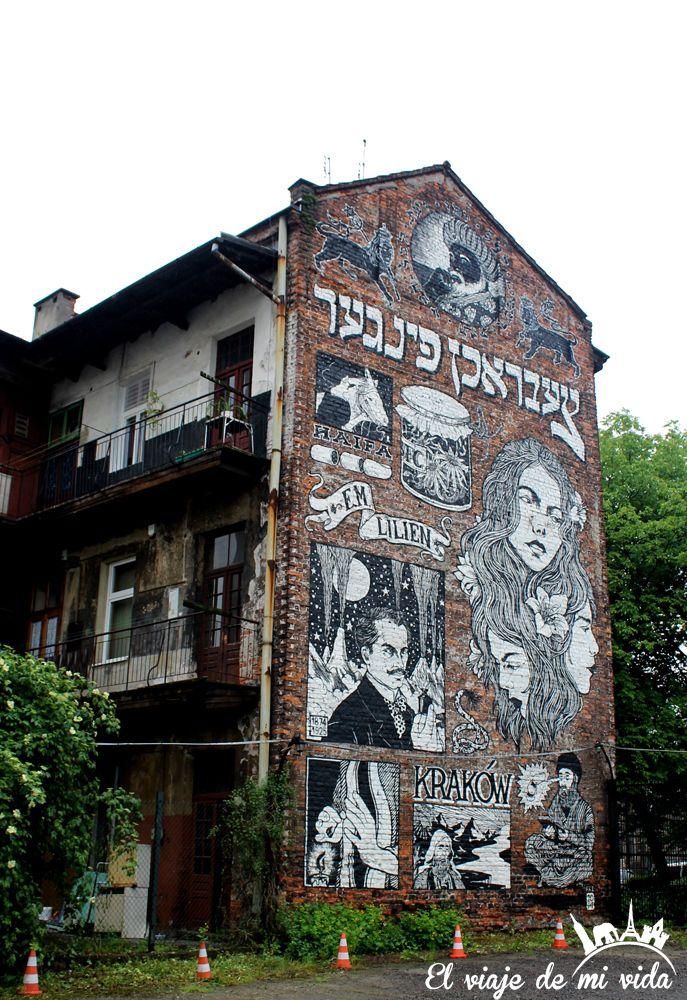 Barrio judío Cracovia Polonia