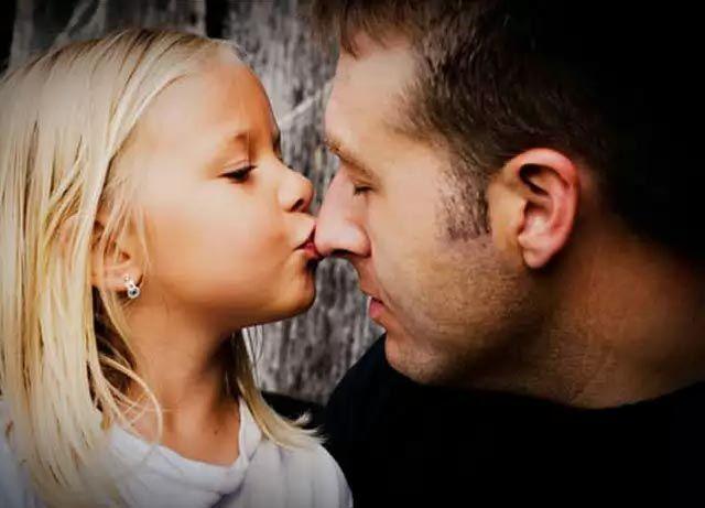 порно рассказ папа и малышка
