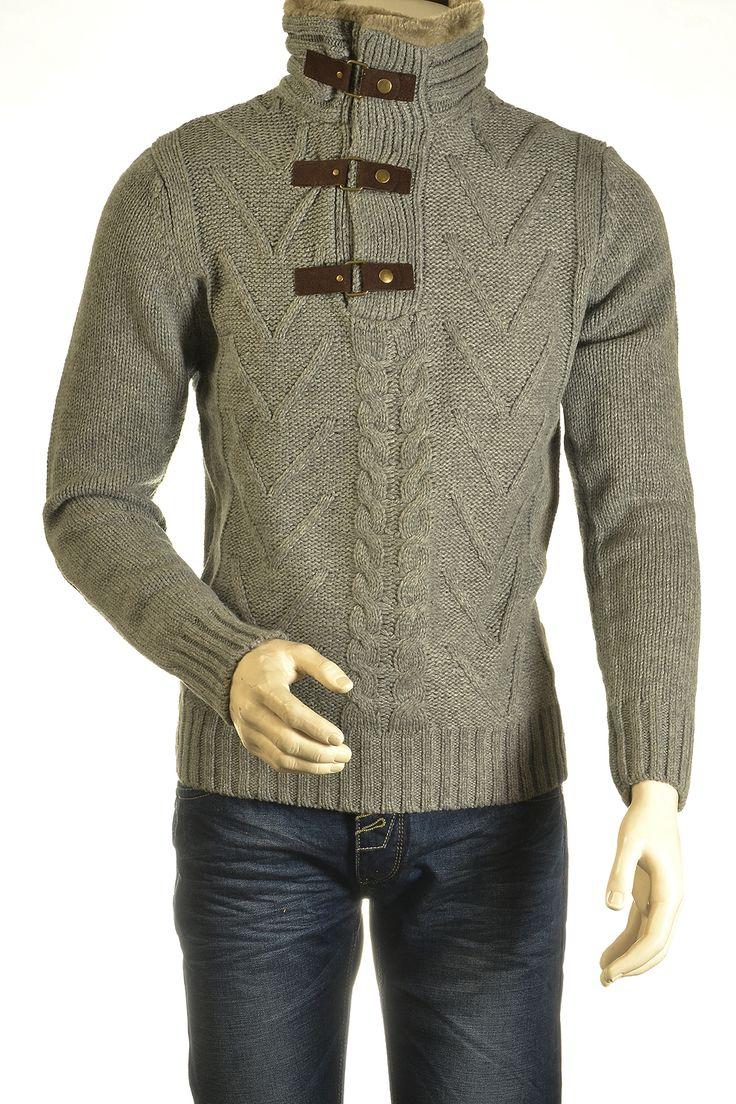 Μπλούζα πλεκτή http://goo.gl/hxSbW8
