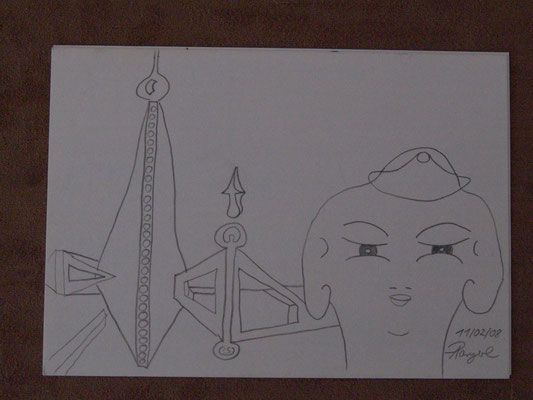 Zeichnung 21