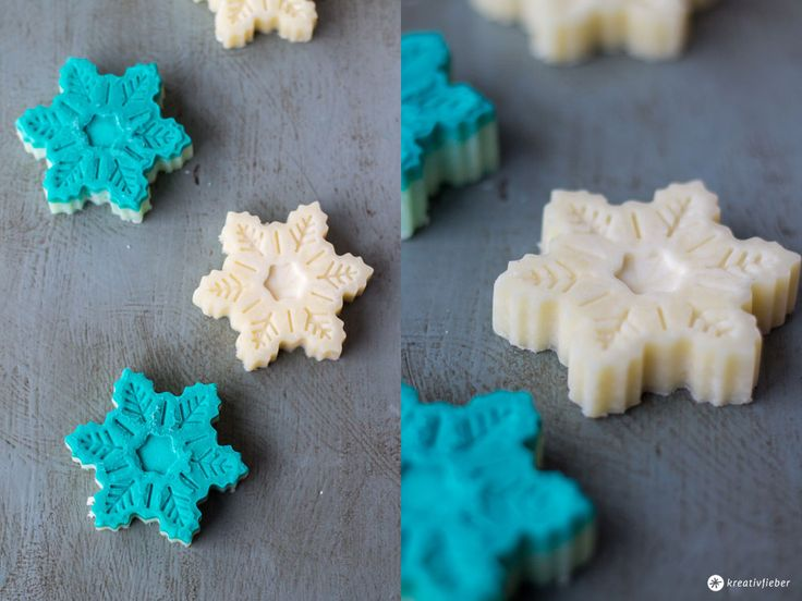 DIY-Bath-Melts-selbermachen || schmelzende Pflegeöle für die Badewanne || Kreativfieber.de