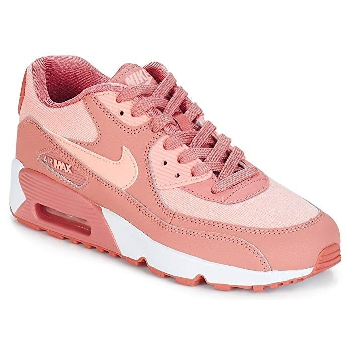 Nike Air Max 90 Leather Trainers, women On sale on Amazon